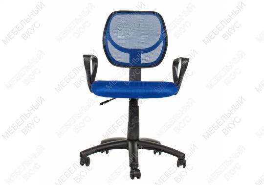 Офисное кресло CH синий-4