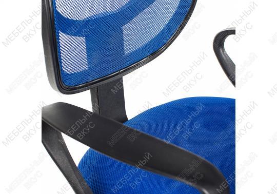 Офисное кресло CH синий-2