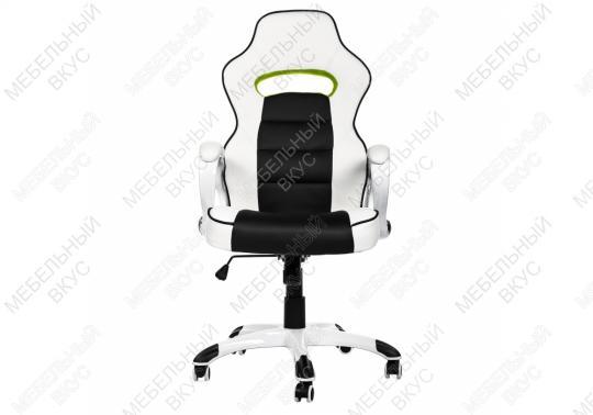 Офисное кресло Lider черно-белое-4