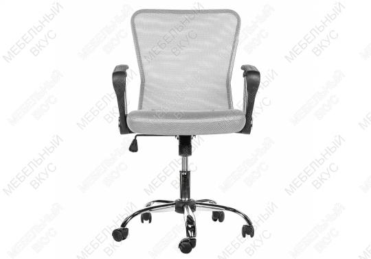 Офисное кресло Luxe серое-4