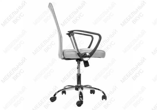 Офисное кресло Luxe серое-3