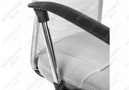 Офисное кресло Luxe серое-2