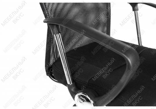 Офисное кресло Luxe черное-1