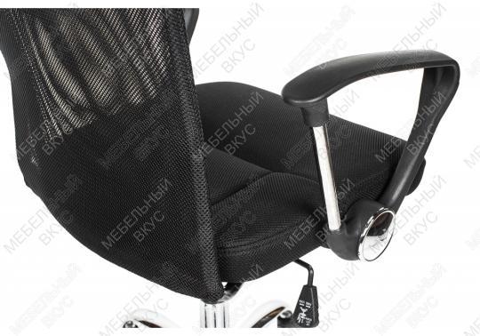 Офисное кресло Luxe черное-5