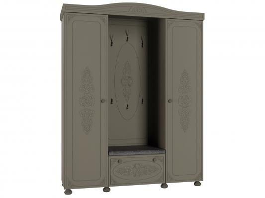 Шкаф комбинированный Ассоль Плюс АС-35-1