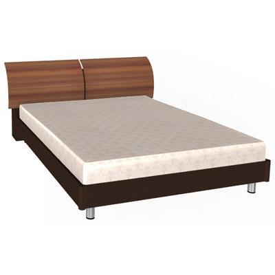 Кровать 1600х2000 (с ортопедом, без матраса) КР-104-2