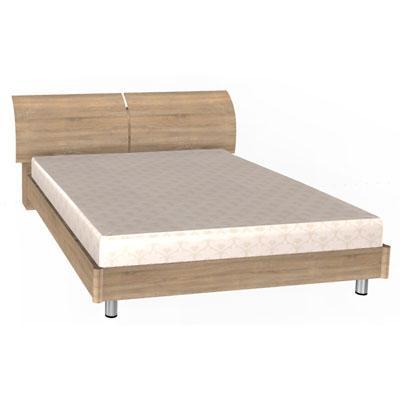 Кровать 1600х2000 (с ортопедом, без матраса) КР-104-3