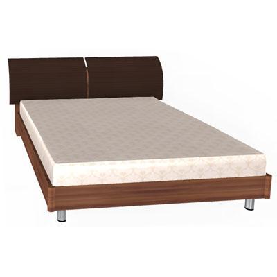 Кровать 1600х2000 (с ортопедом, без матраса) КР-104-4