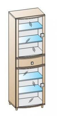 Шкаф многоцелевой ШК-314-6