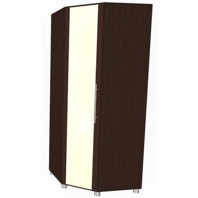 Шкаф угловой для одежды и белья ШК-113-1