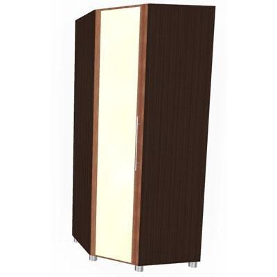 Шкаф угловой для одежды и белья ШК-113-2