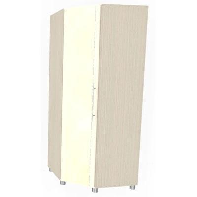 Шкаф угловой для одежды и белья ШК-113-3