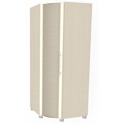 Шкаф угловой для одежды и белья ШК-110-3