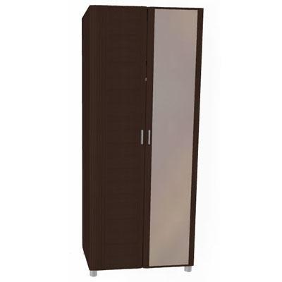 Шкаф для одежды и белья ШК-731-1