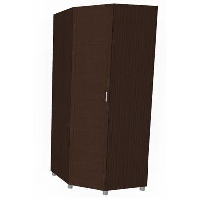 Шкаф угловой для одежды и белья ШК-710-1