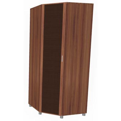 Шкаф угловой для одежды и белья ШК-710-2