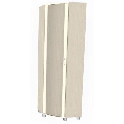 Шкаф угловой для одежды и белья ШК-115-5