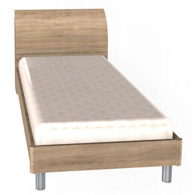 Кровать 900х1900 (с ортопедом, без матраса) КР-108-1