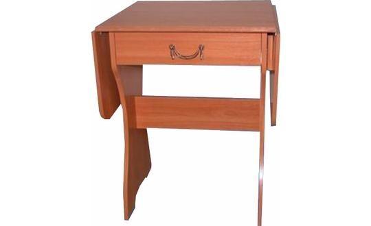Стол раскладной с ящиком 6-02.120-1