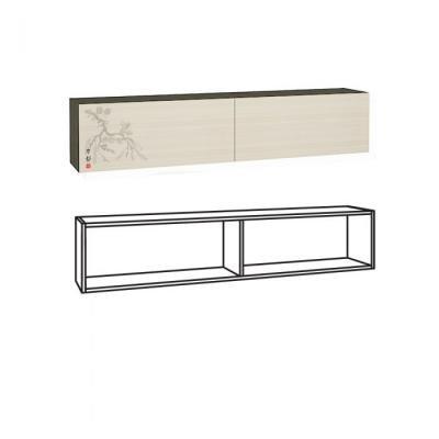 Шкаф навесной Киото 902 -2