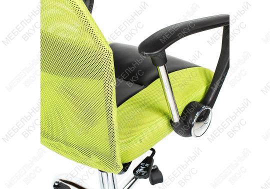 Офисное кресло ARANO зеленое-4