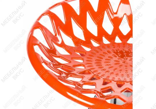 Барный стул Fly оранжевый-4