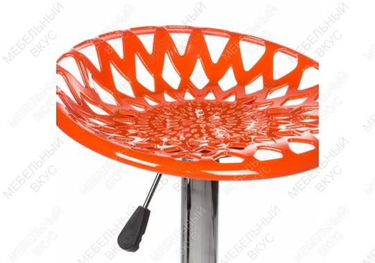 Барный стул Fly оранжевый-6