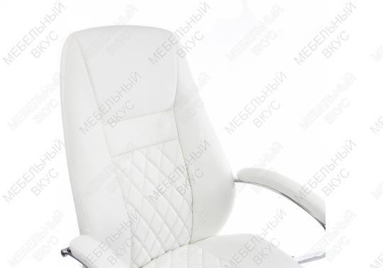 Компьютерное кресло Aragon белое-5