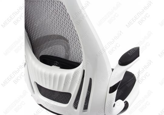 Компьютерное кресло Burgos белое-4
