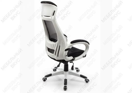 Компьютерное кресло Burgos белое-1
