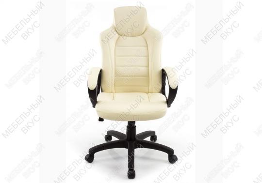 Игровое компьютерное кресло Kadis кремовое-7