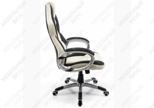 Компьютерное кресло Navara кремовое / черное-6