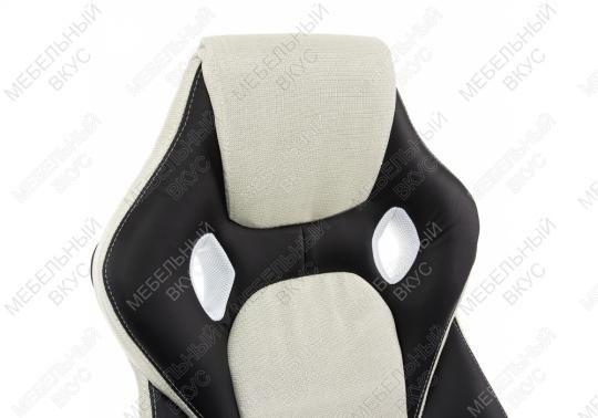 Компьютерное кресло Navara кремовое / черное-3