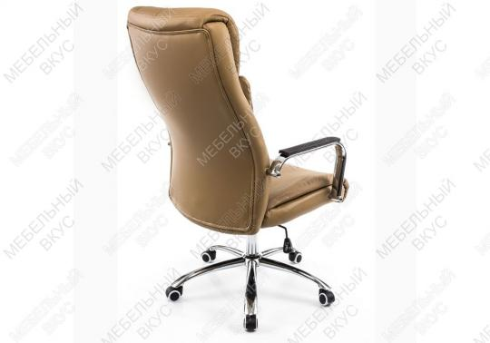 Компьютерное кресло Neva бежевое-6
