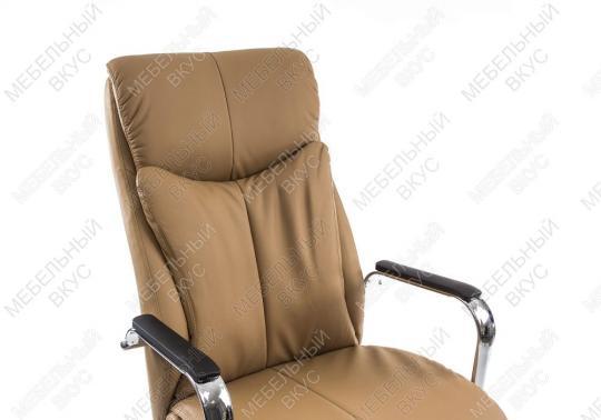 Компьютерное кресло Neva бежевое-4