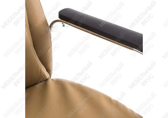Компьютерное кресло Neva бежевое-3