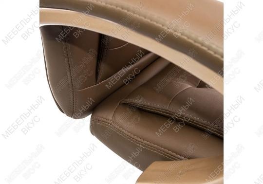 Компьютерное кресло Palamos коричневое-4