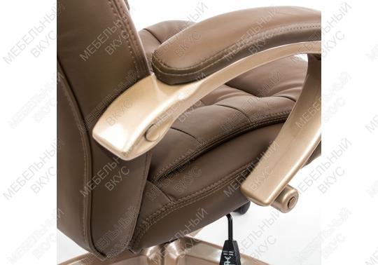 Компьютерное кресло Palamos коричневое-3
