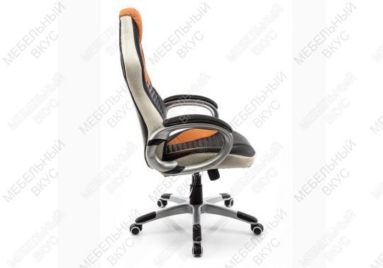 Игровое компьютерное кресло Roketas оранжевое-7