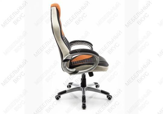 Компьютерное кресло Roketas оранжевое-7