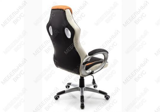 Игровое компьютерное кресло Roketas оранжевое-6