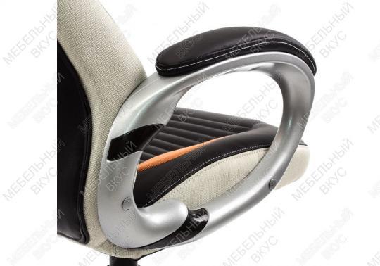 Игровое компьютерное кресло Roketas оранжевое-2
