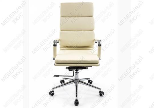 Компьютерное кресло Samora кремовое-8