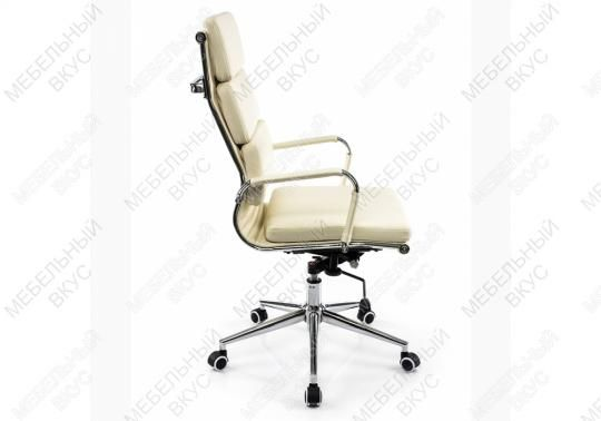Компьютерное кресло Samora кремовое-7