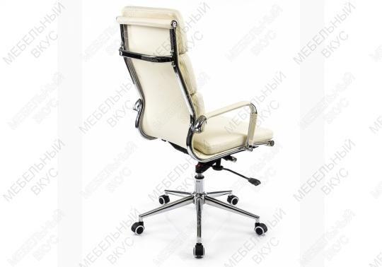 Компьютерное кресло Samora кремовое-6
