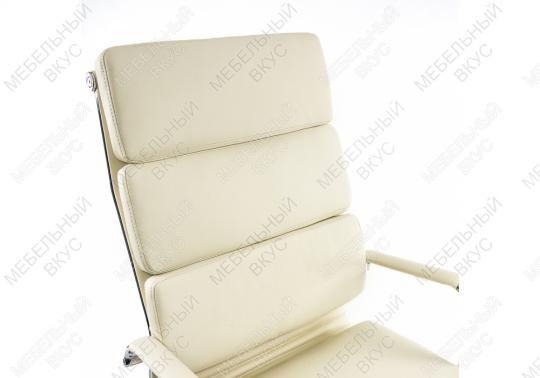 Компьютерное кресло Samora кремовое-4