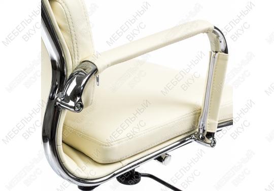 Компьютерное кресло Samora кремовое-2