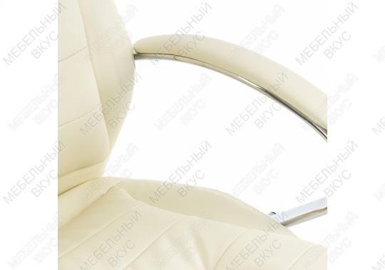 Компьютерное кресло Tomar кремовое-3