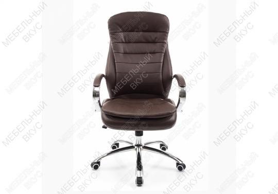 Компьютерное кресло Tomar коричневое-8