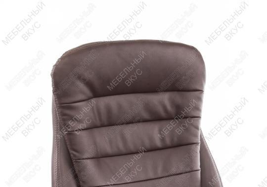 Компьютерное кресло Tomar коричневое-5